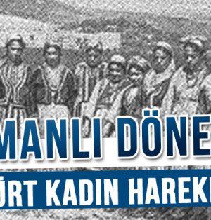 Osmanlı Dönemi Kürt Kadın Grupları