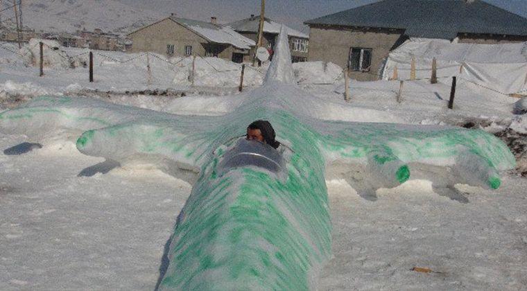 kardan yapılan eserler