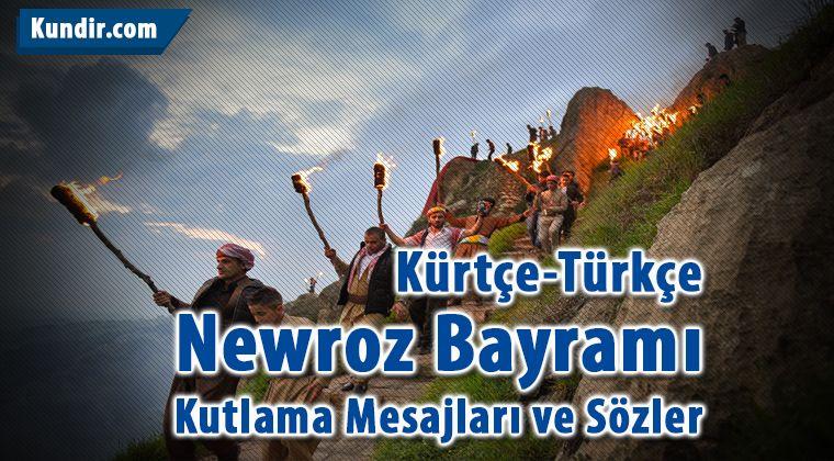 Newroz Kutlama Mesajları