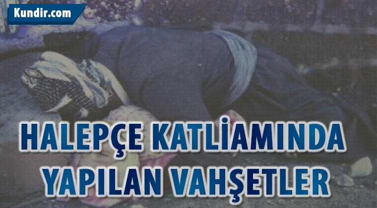 Halepçe Katliamında Ölen İnsan Sayısı