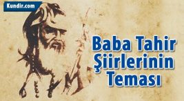 Baba Tahir Şiirlerinin Dili