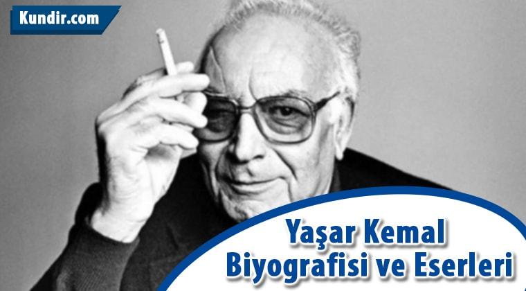 Yaşar Kemal Eserleri