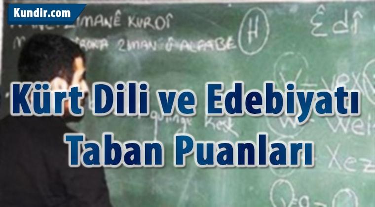 Kürt Dili ve Edebiyatı Bölümü