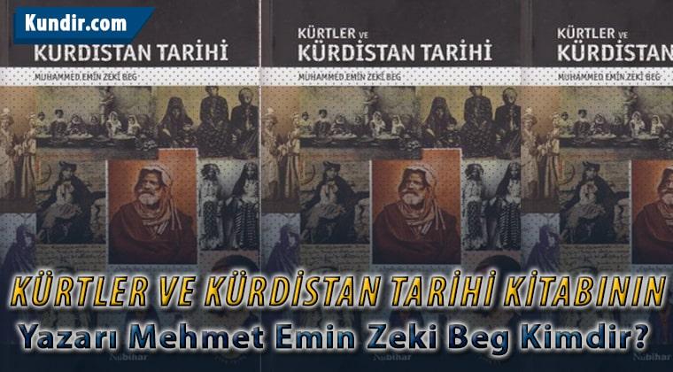 Kürtler Ve Kürdistan Tarihi PDf Kitabı
