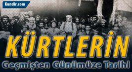 Kürtlerin Günümüzdeki Tarihi