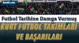 Kürt Futbol Takımları Listesi