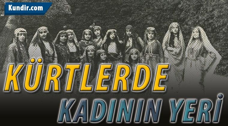 Kürtlerde Kadının Yeri ve Önemi