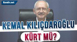 Kemal Kılıçdaroğlu Türk mü
