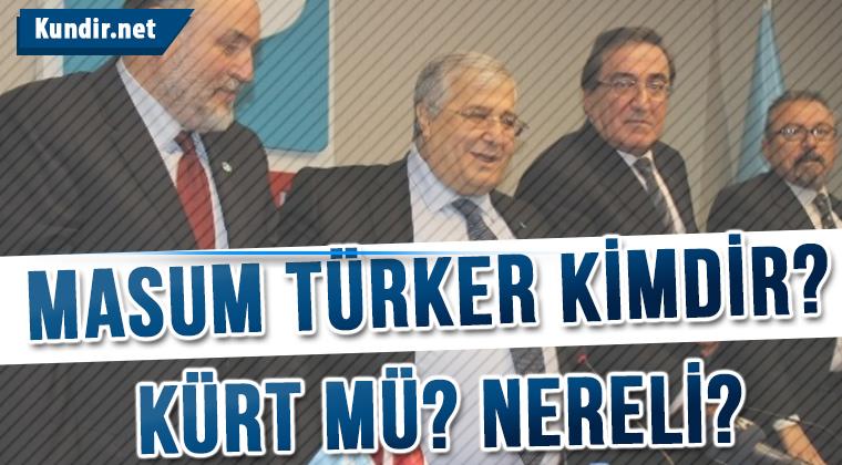 Masum Türker Nereli