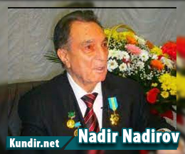 Nadir Nadirov Kaç Yaşında