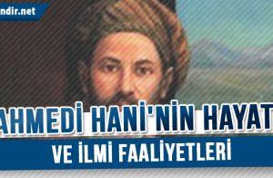 Ahmedi Hani'nin Şiirleri